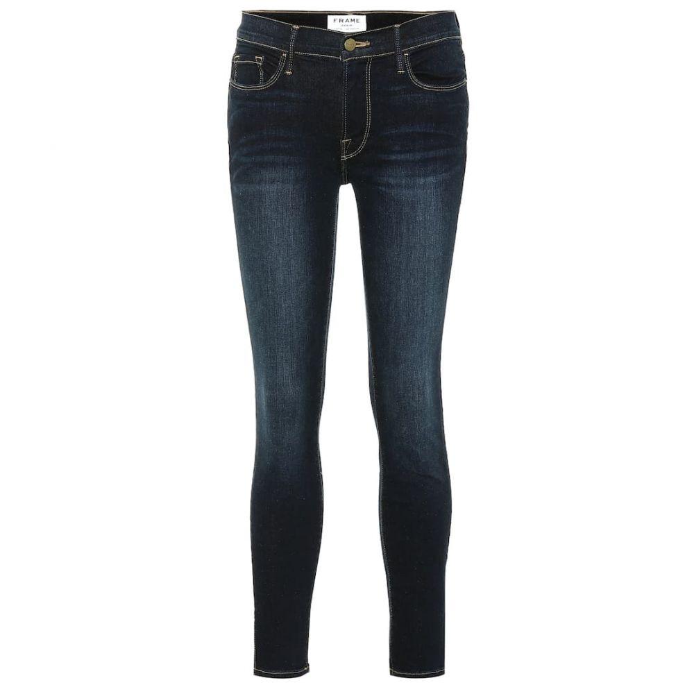 フレーム Frame レディース ジーンズ・デニム ボトムス・パンツ【Le Skinny de Jeanne mid-rise jeans】fellah