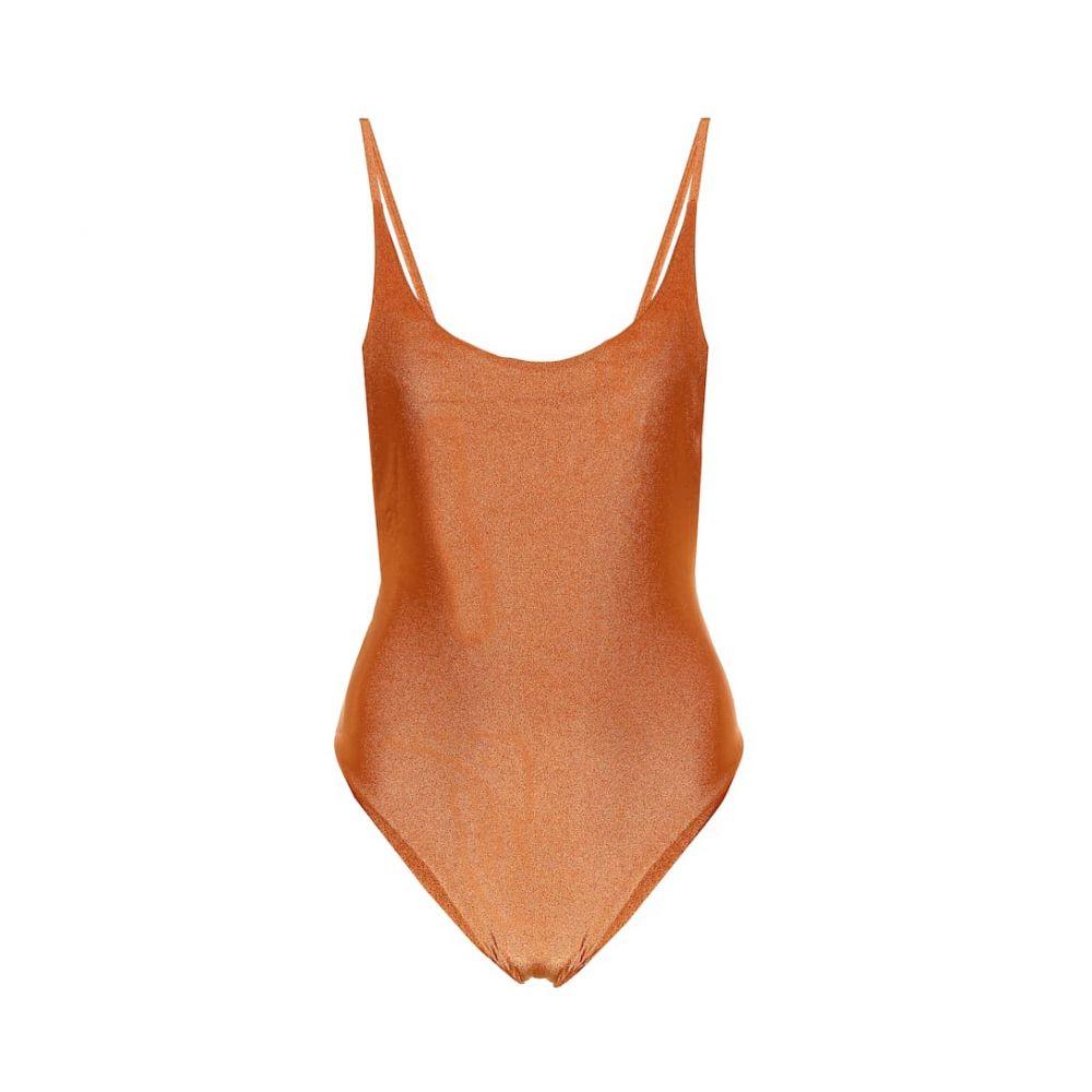 ヘイト Haight レディース ワンピース 水着・ビーチウェア【One-piece swimsuit】Shiny Copper