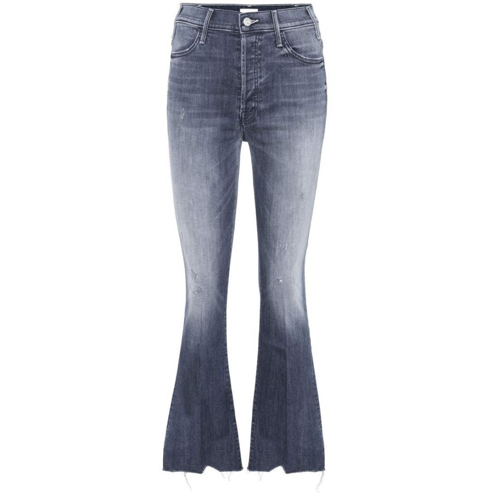マザー Mother レディース ジーンズ・デニム ボトムス・パンツ【Button Fly Hustler Ankle jeans】Breaking The Law