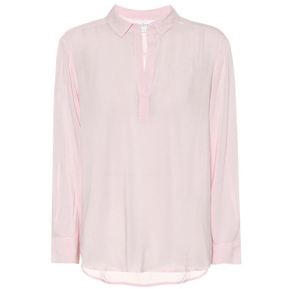 ベルベット グラハム&スペンサー Velvet レディース ブラウス・シャツ トップス【Eliza crepe shirt】