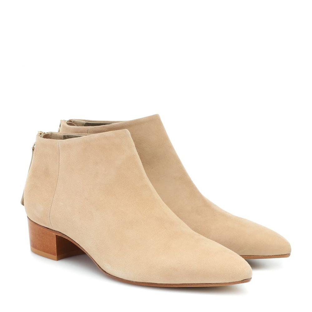 マックスマーラ Max Mara レディース ブーツ ショートブーツ シューズ・靴【Altes suede ankle boots】
