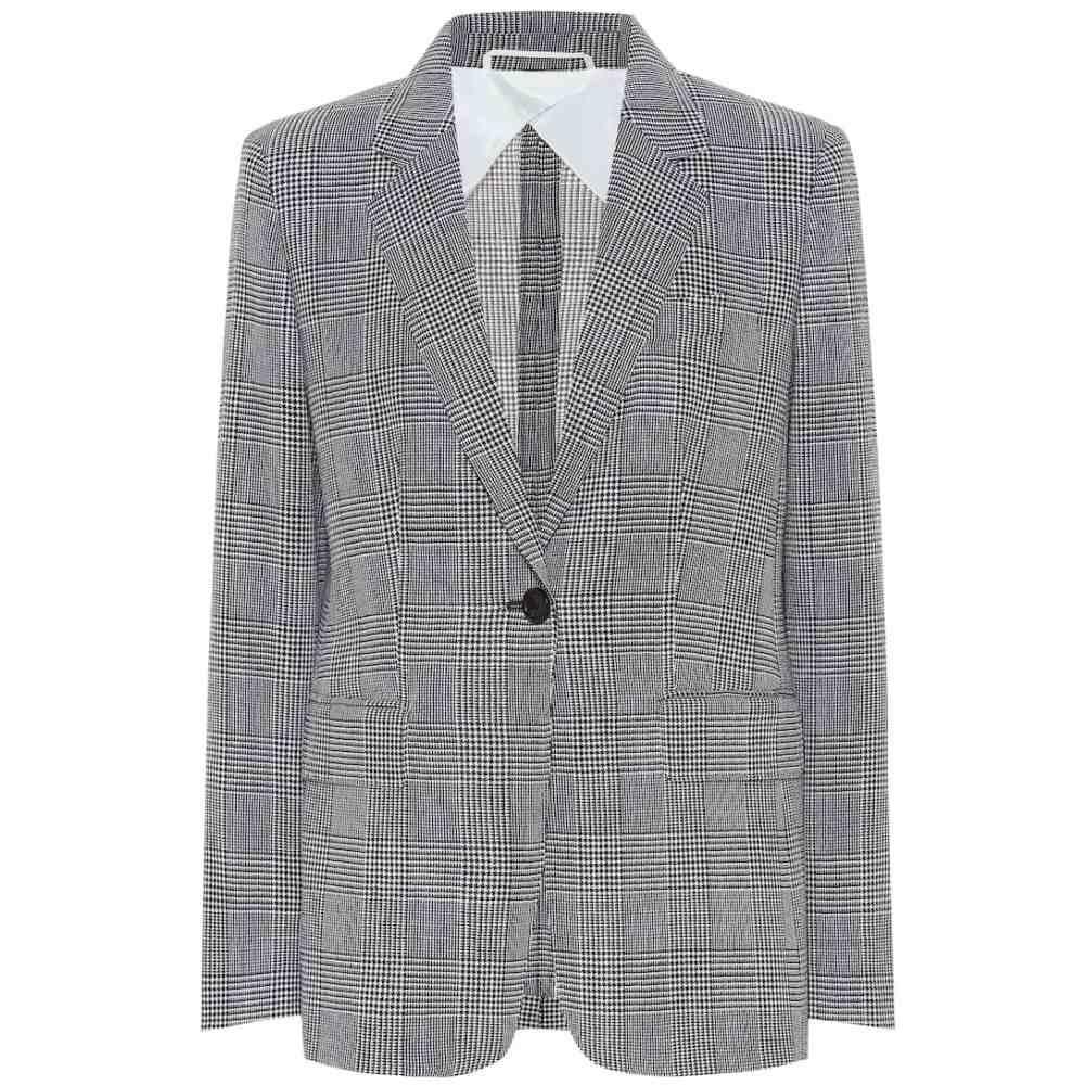 マックスマーラ Max Mara レディース スーツ・ジャケット アウター【Olona checked wool blazer】