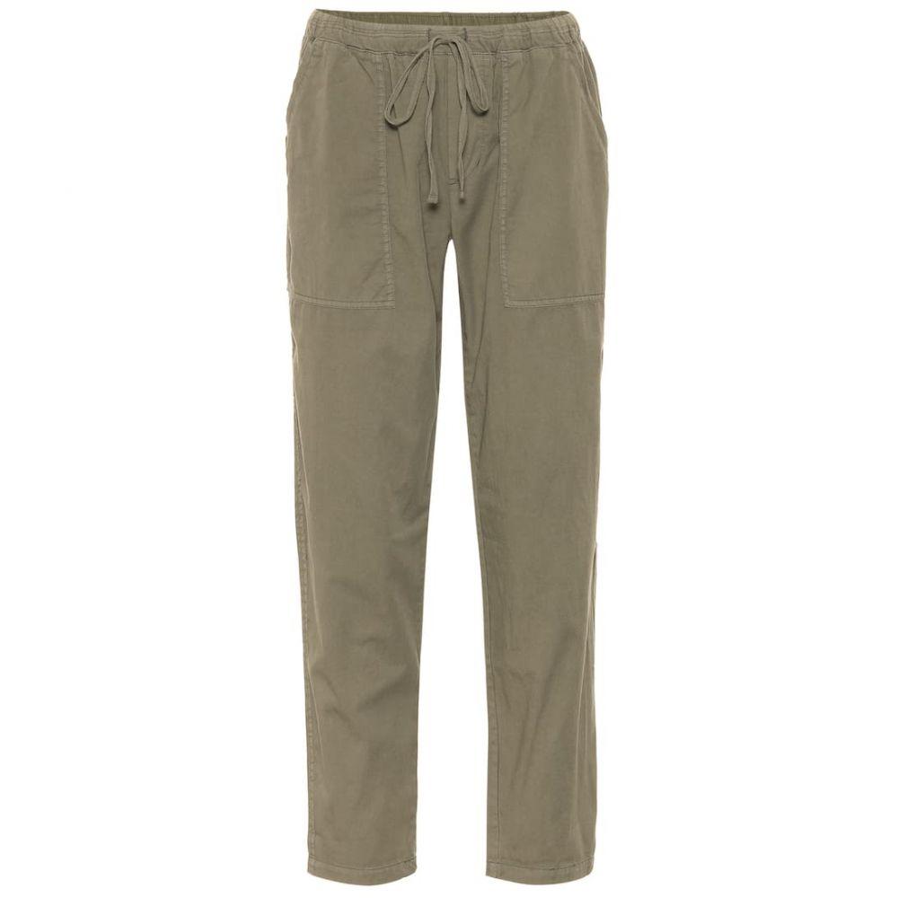 ベルベット グラハム&スペンサー Velvet レディース カーゴパンツ ボトムス・パンツ【Cotton cargo pants】Forest