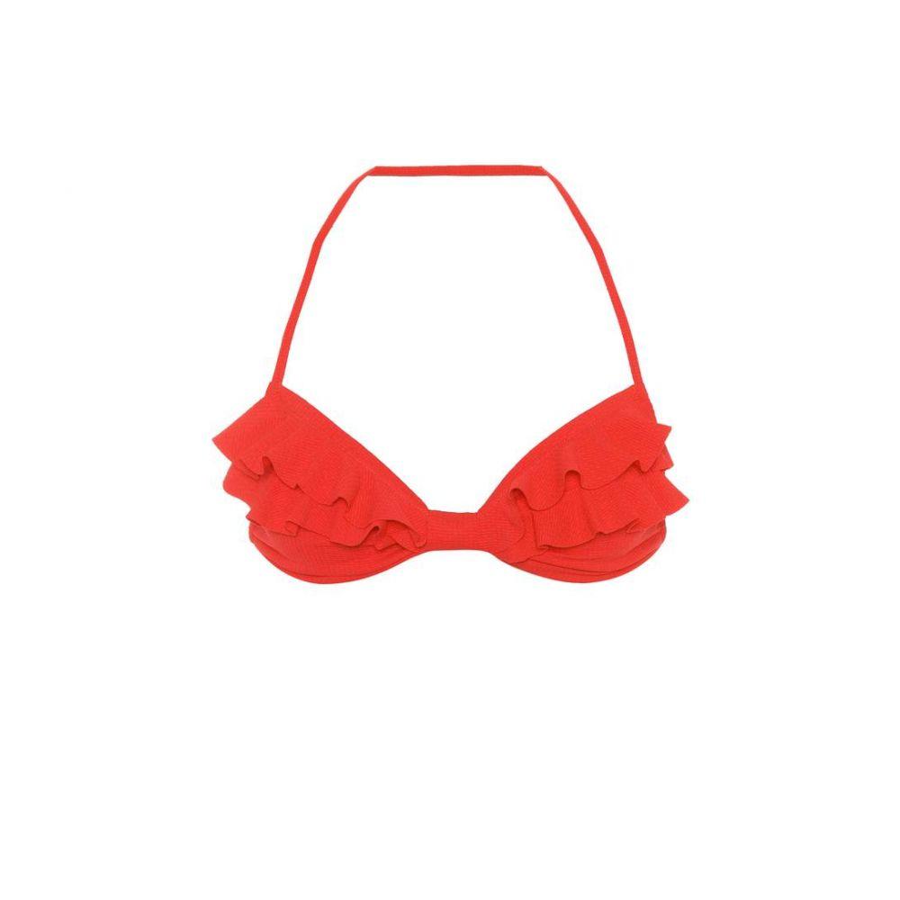 マリシアス Marysia レディース トップのみ 水着・ビーチウェア【Zuma bikini top】Red