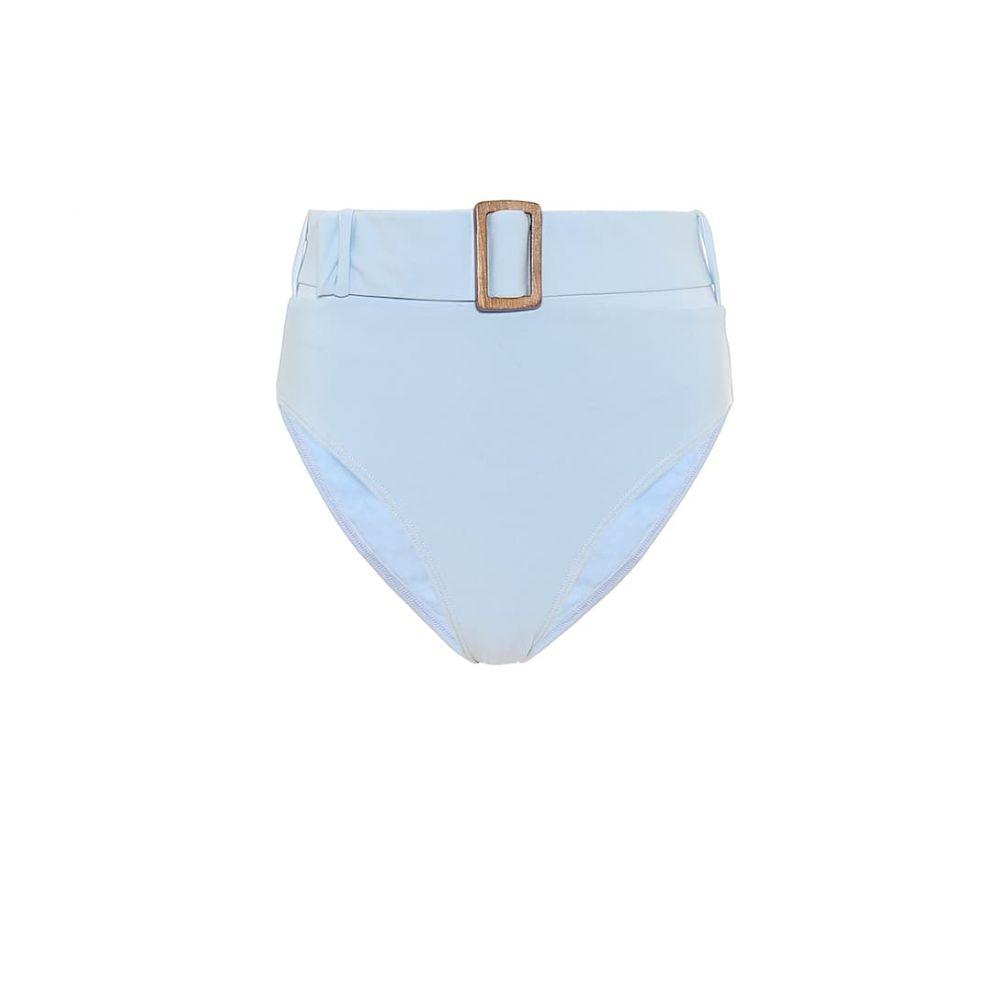 アレクサンドラ ミロ Alexandra Miro レディース ボトムのみ 水着・ビーチウェア【Belted bikini bottoms】Corn Flower Blue
