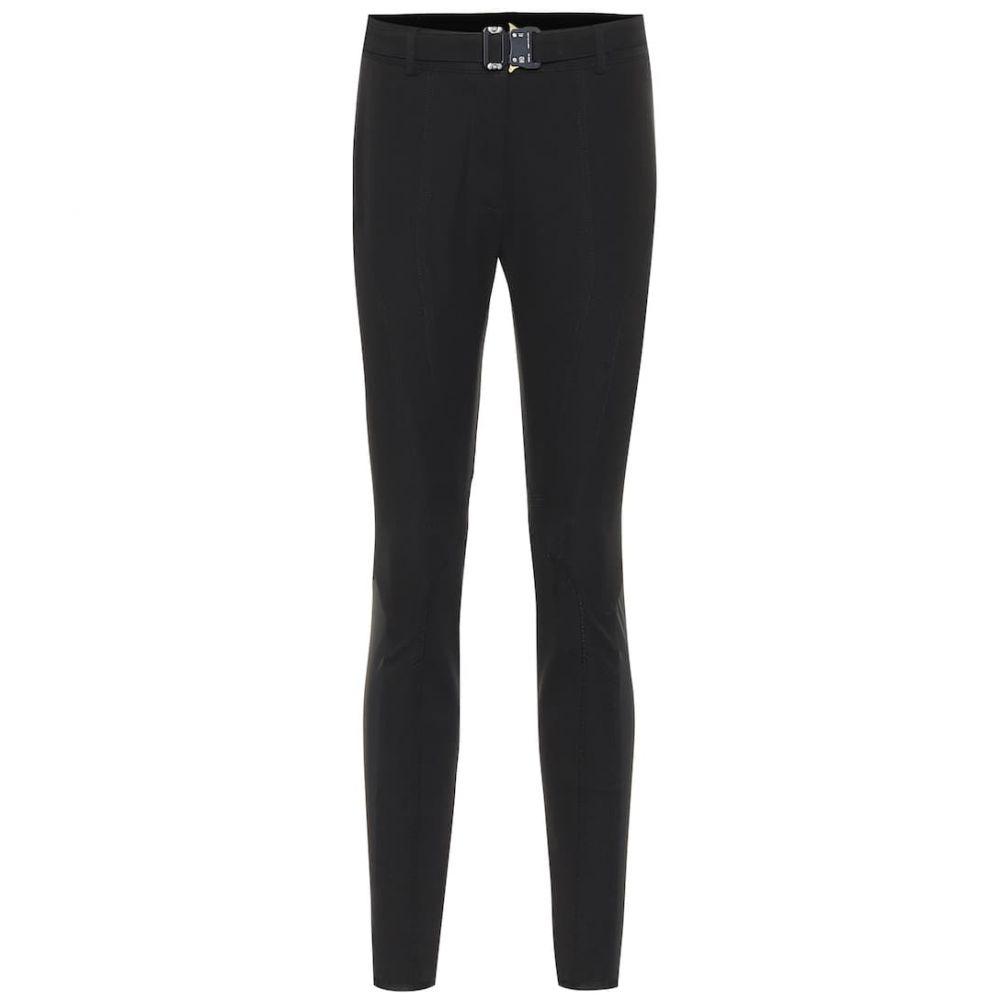 アリクス 1017 ALYX 9SM レディース スパッツ・レギンス インナー・下着【Stretch-cotton leggings】Black