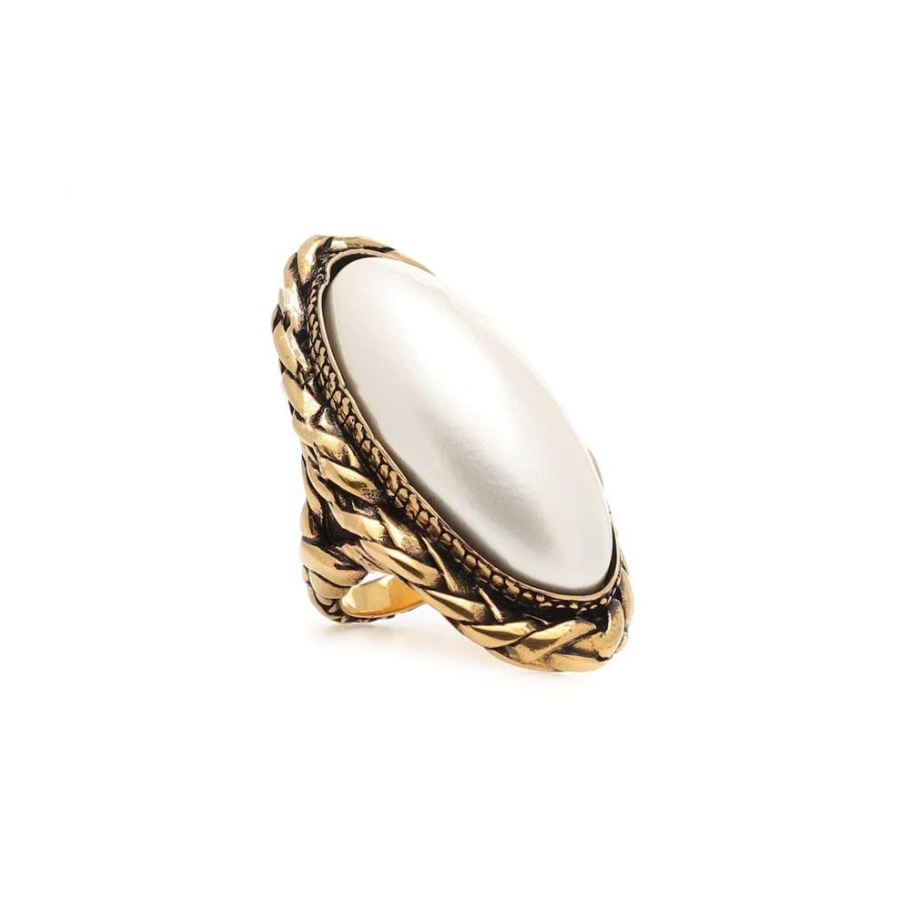アレキサンダー マックイーン Alexander McQueen レディース 指輪・リング ジュエリー・アクセサリー【Embellished ring】
