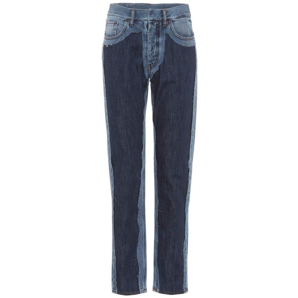 メゾン マルジェラ Maison Margiela レディース ジーンズ・デニム ボトムス・パンツ【Straight-leg jeans】Denim