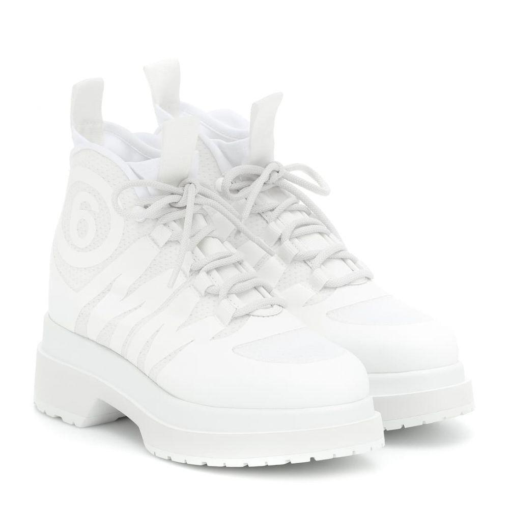 メゾン マルジェラ MM6 Maison Margiela レディース スニーカー シューズ・靴【Logo sneakers】