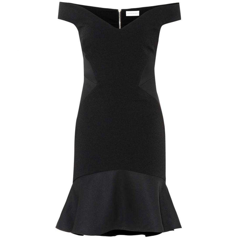 レベッカ ヴァランス Rebecca Vallance レディース ワンピース ワンピース・ドレス【Anise minidress】black