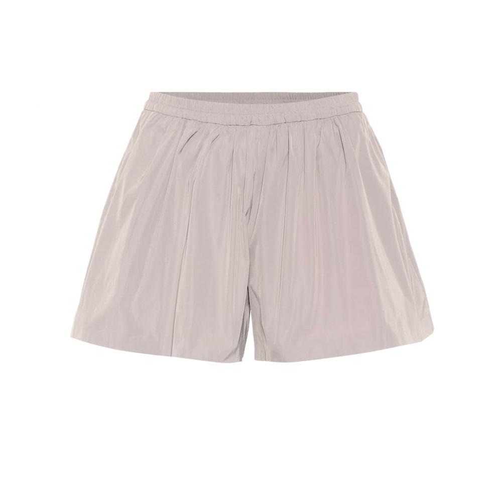 レッド ヴァレンティノ REDValentino レディース ショートパンツ ボトムス・パンツ【Technical gaberdine shorts】Pirite