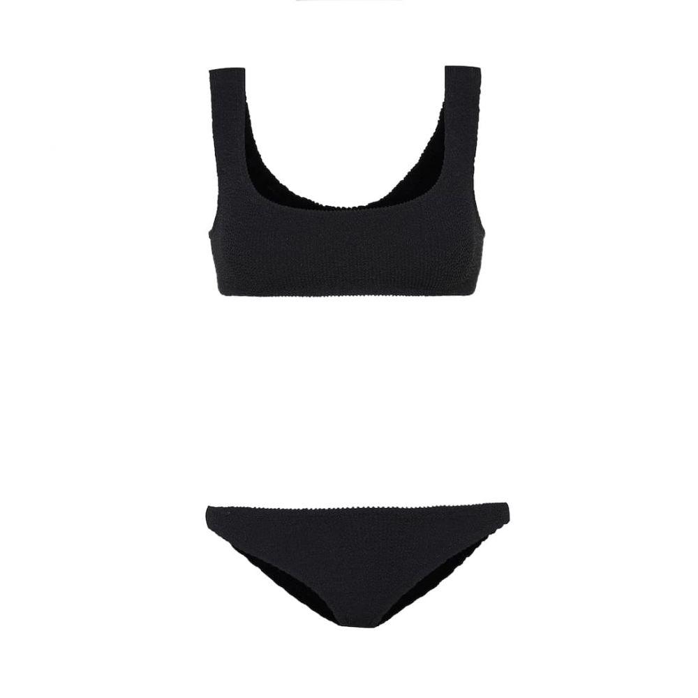 レイナ オルガ Reina Olga レディース 上下セット 水着・ビーチウェア【Ginny Scrunch bikini】Black