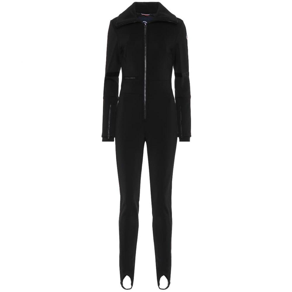 フザルプ Fusalp レディース スキー・スノーボード ツナギ ボトムス・パンツ【Cema ski suit】Noir