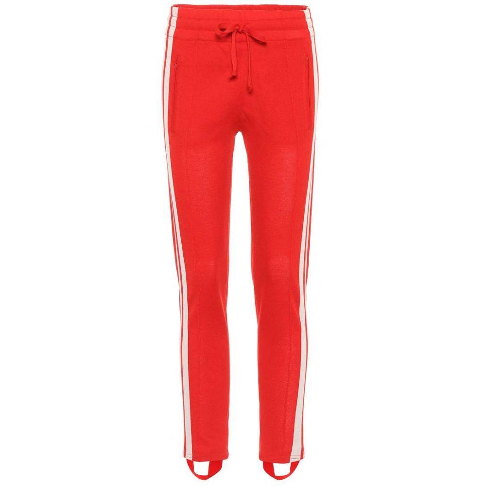 イザベル マラン Isabel Marant, Etoile レディース ボトムス・パンツ 【Doriann stirrup trousers】Red