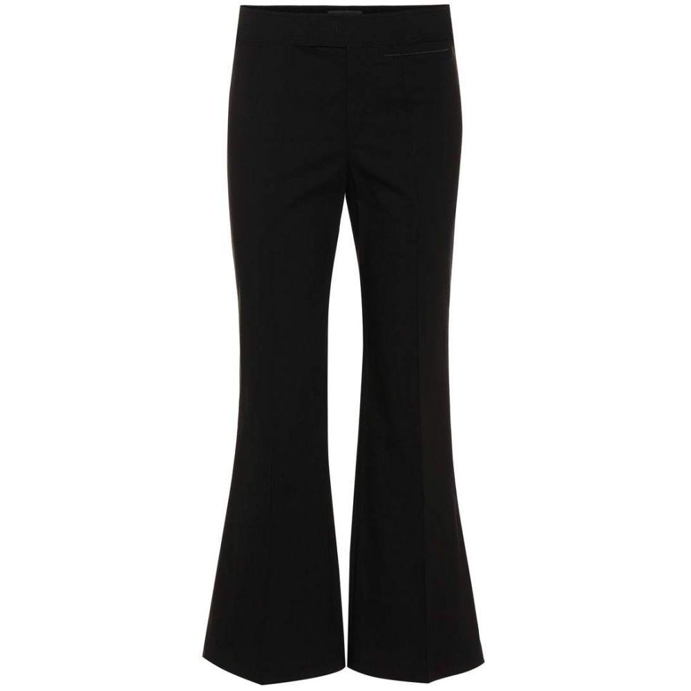 イザベル マラン Isabel Marant レディース ボトムス・パンツ 【Nyree stretch-cotton flared pants】Black