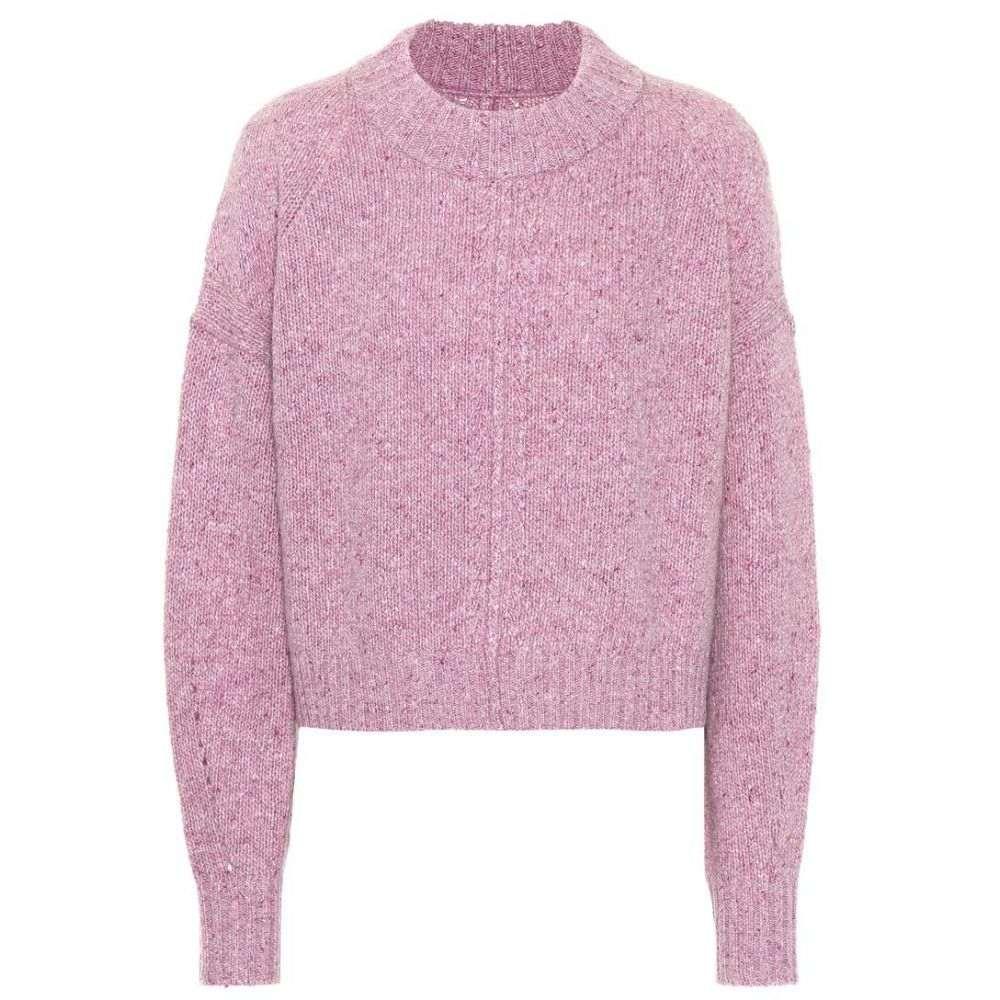 イザベル マラン Isabel Marant レディース ニット・セーター トップス【Haylee cashmere sweater】Pink