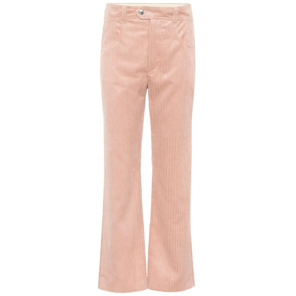 イザベル マラン Isabel Marant レディース ボトムス・パンツ 【Meero corduroy pants】Light Pink