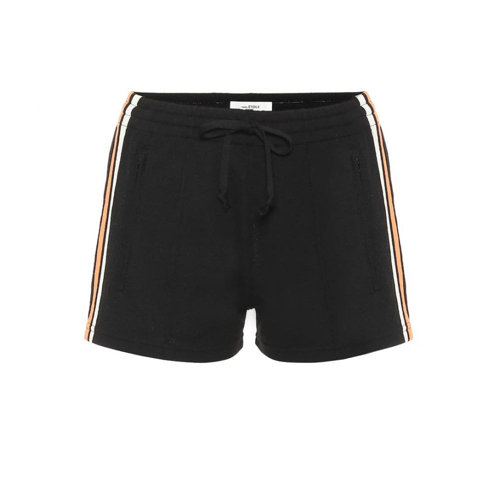 イザベル マラン Isabel Marant, Etoile レディース ショートパンツ ボトムス・パンツ【Dorset knit shorts】Black