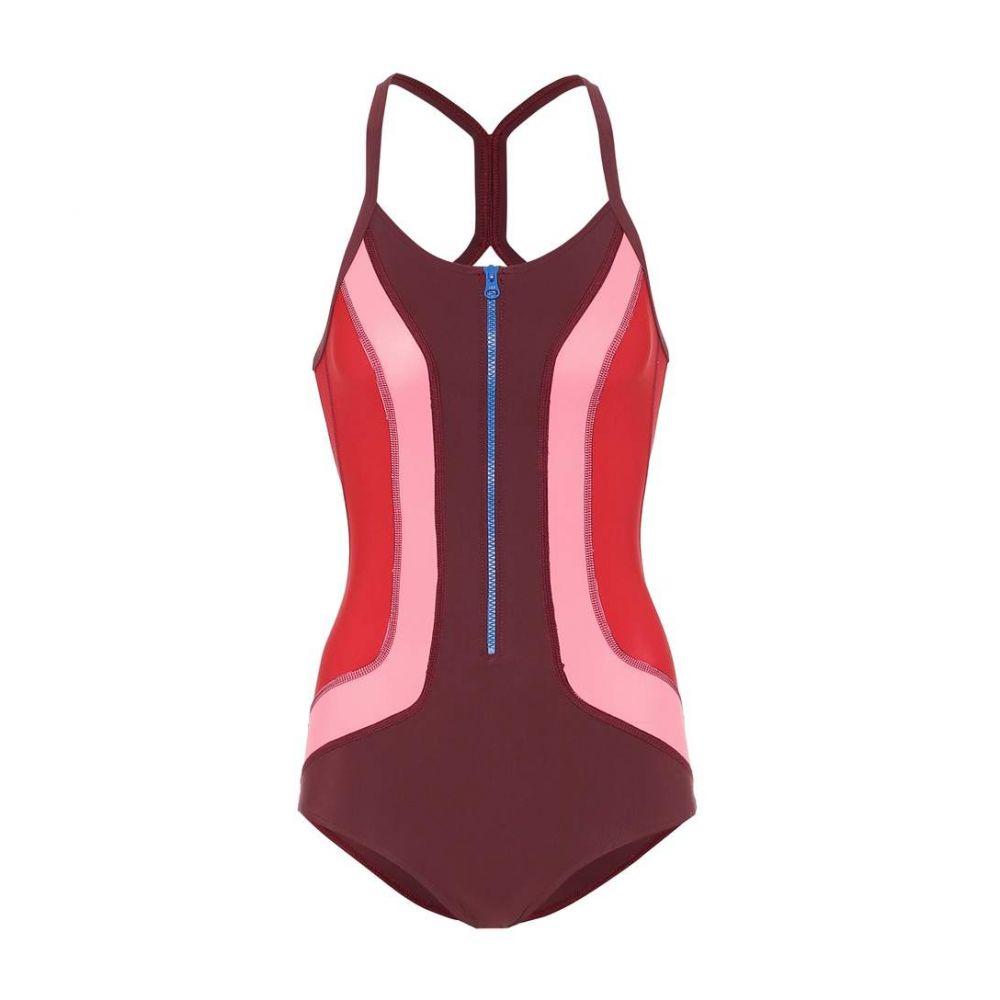 イザベル マラン Isabel Marant レディース ワンピース 水着・ビーチウェア【Toan zipped swimsuit】Burgundy