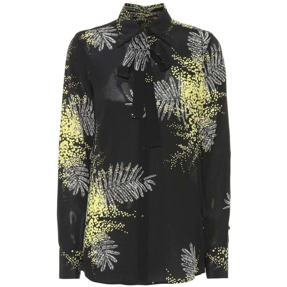 ヴァレンティノ Valentino レディース ブラウス・シャツ トップス【Printed silk shirt】