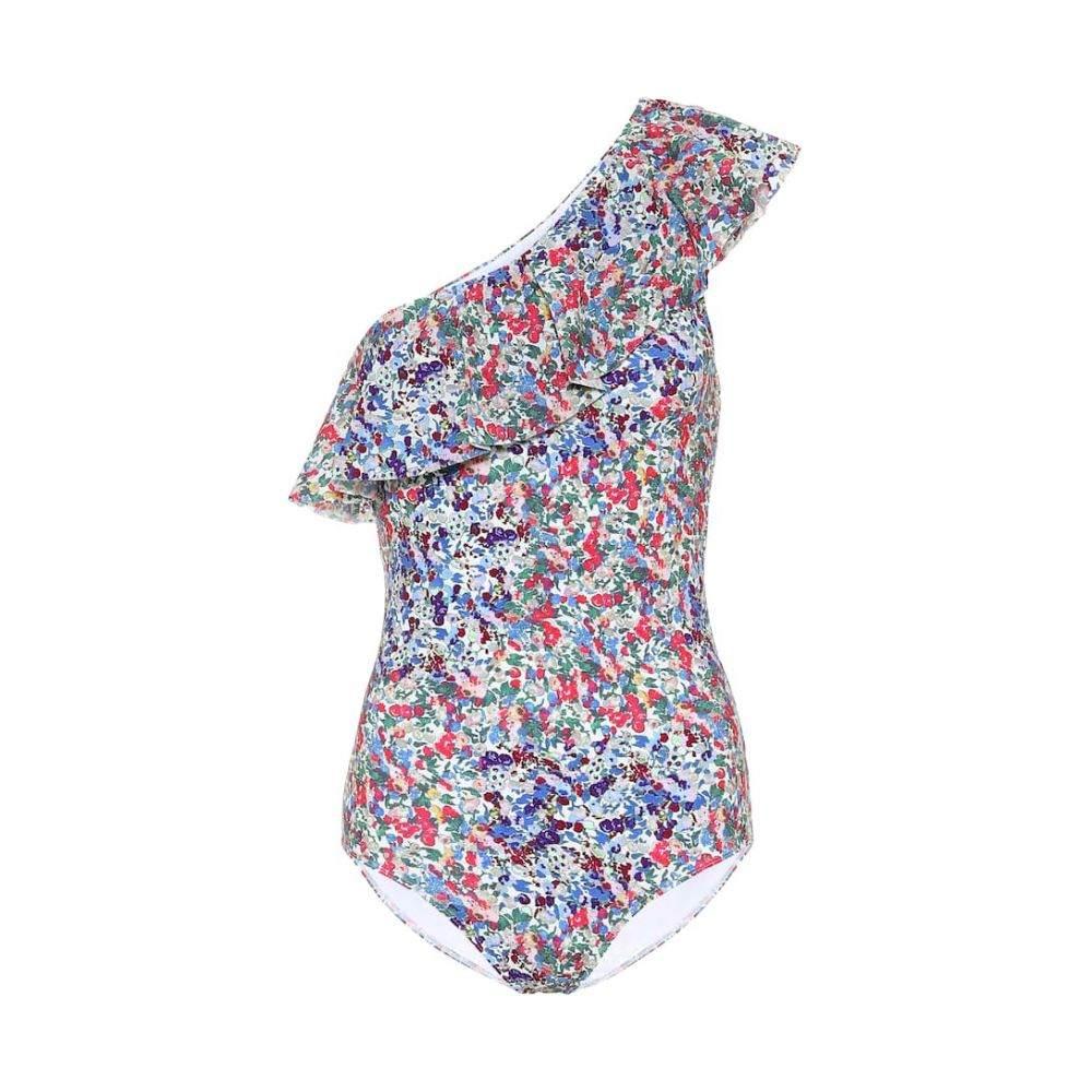 イザベル マラン Isabel Marant レディース ワンピース 水着・ビーチウェア【Sicilya printed swimsuit】Blue