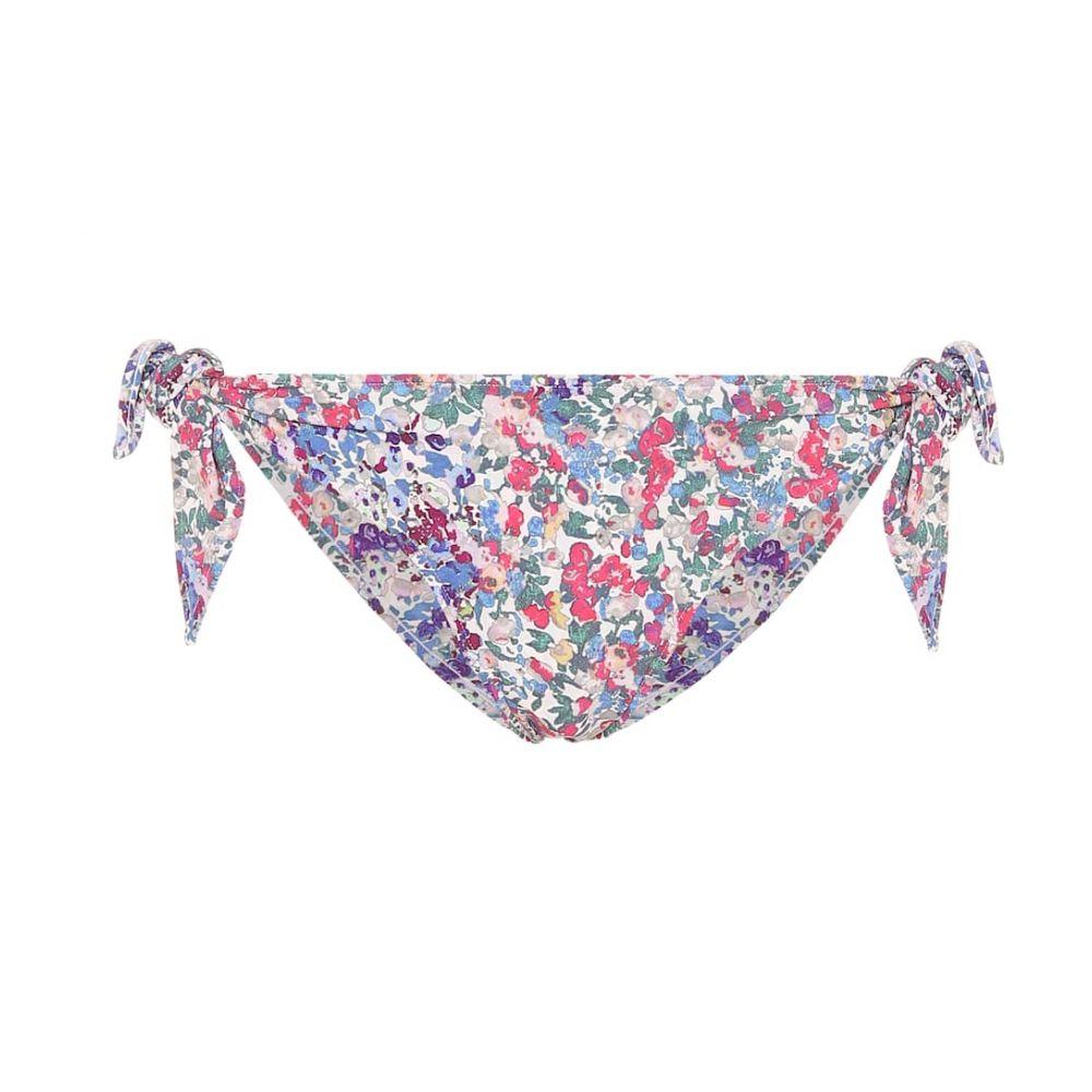 イザベル マラン Isabel Marant レディース ボトムのみ 水着・ビーチウェア【Sukie floral bikini bottoms】Blue