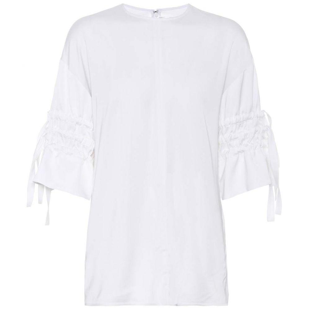 ヴィクトリア ベッカム Victoria Victoria Beckham レディース ブラウス・シャツ トップス【Crepe shirt】