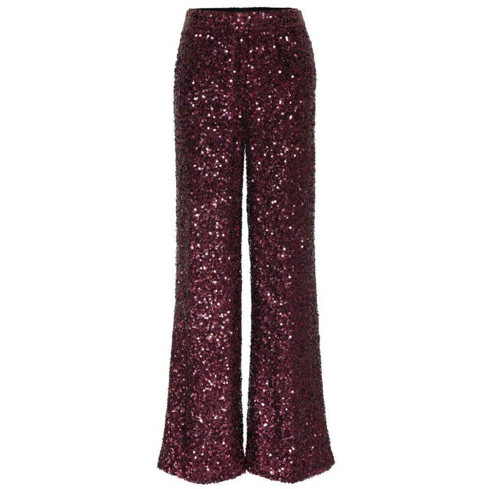ヴィクトリア ベッカム Victoria Victoria Beckham レディース ボトムス・パンツ 【Sequinned pants】