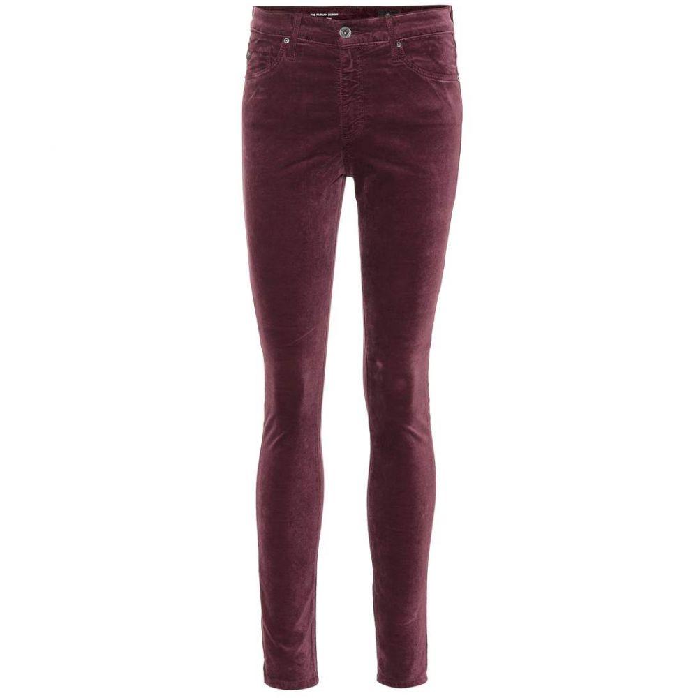 エージージーンズ AG Jeans レディース ジーンズ・デニム ボトムス・パンツ【The Farrah Ankle skinny jeans】RRCR