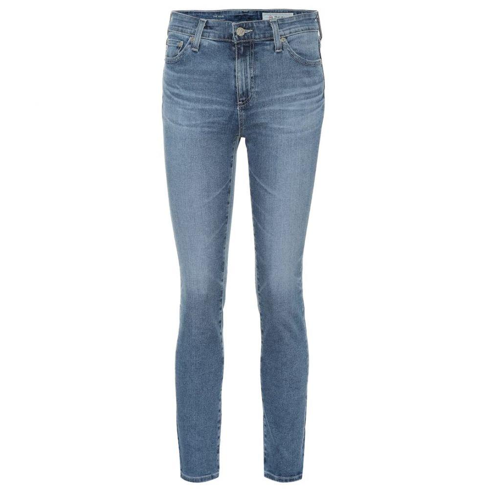 エージージーンズ AG Jeans レディース ジーンズ・デニム ボトムス・パンツ【The Mari high-rise straight jeans】