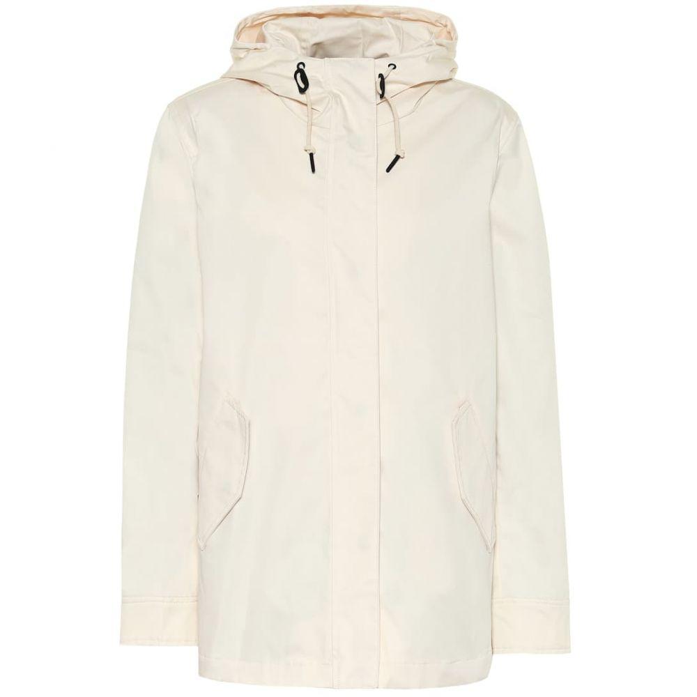 ウールリッチ Woolrich レディース ジャケット フード アウター【Hooded cotton-twill jacket】Sand Dune