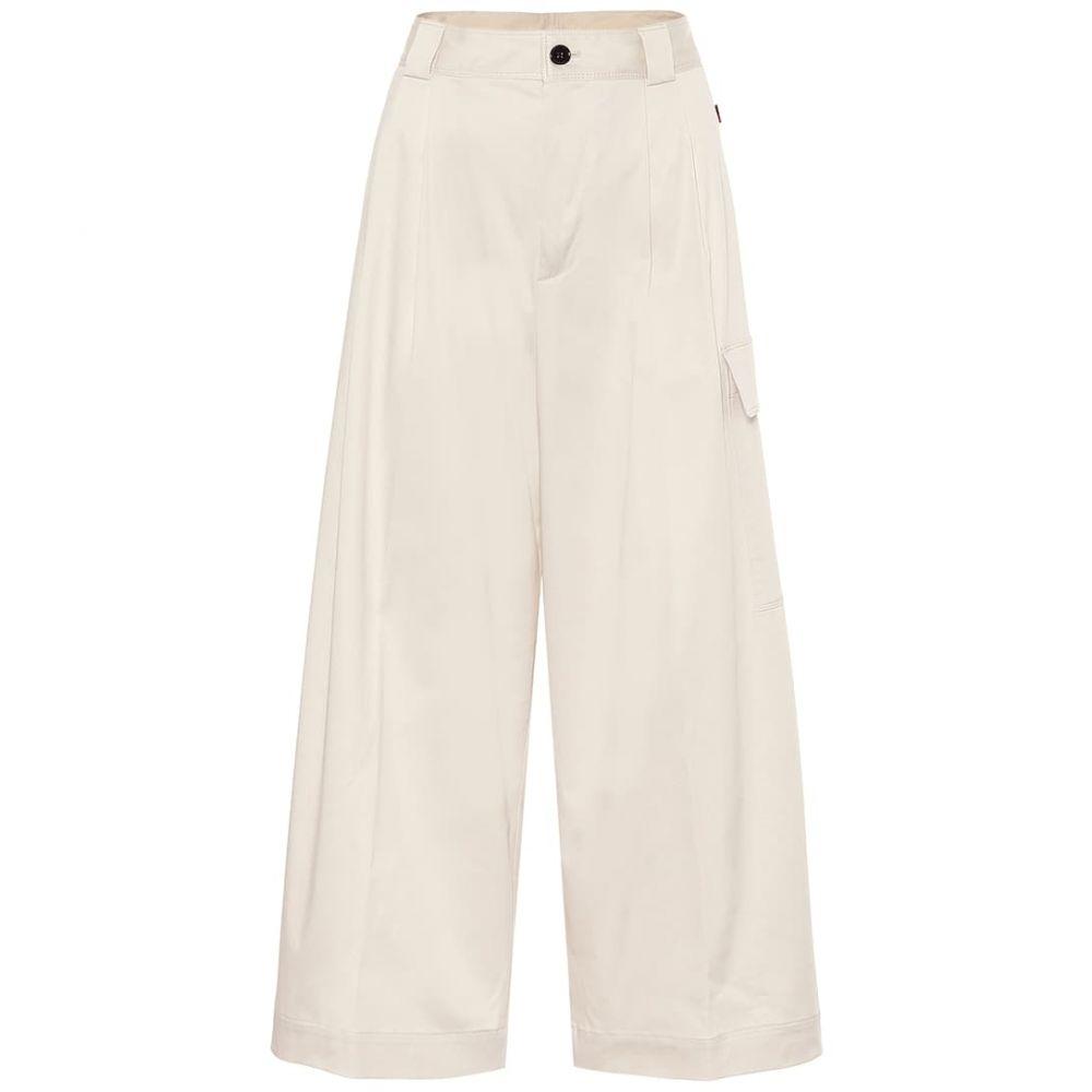 ウールリッチ Woolrich レディース カーゴパンツ ボトムス・パンツ【High-rise wide-leg cargo pants】Sand Rock