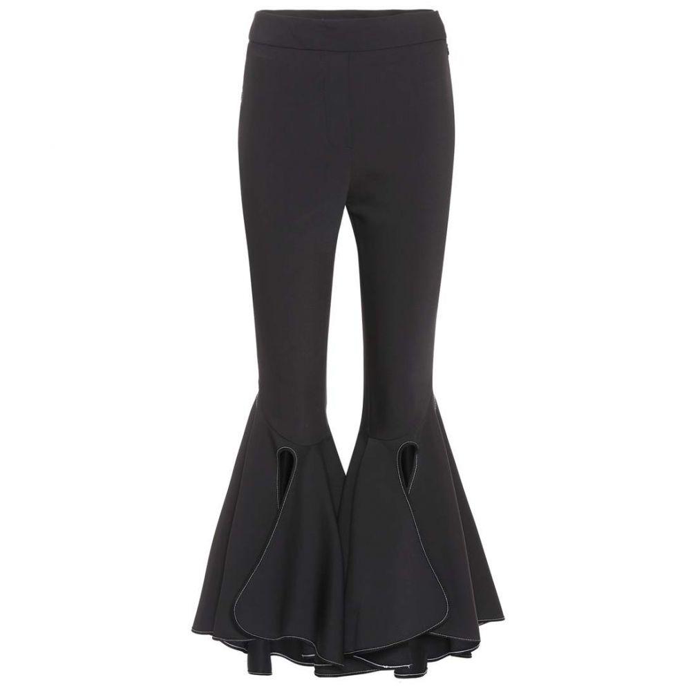 エラリー Ellery レディース ボトムス・パンツ 【Ox Bow flared trousers】Black