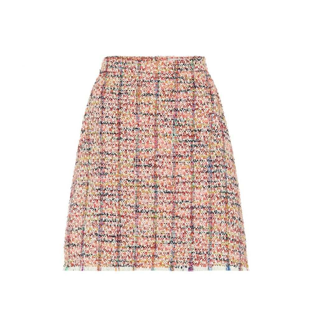 エトロ Etro レディース ミニスカート スカート【Tweed miniskirt】