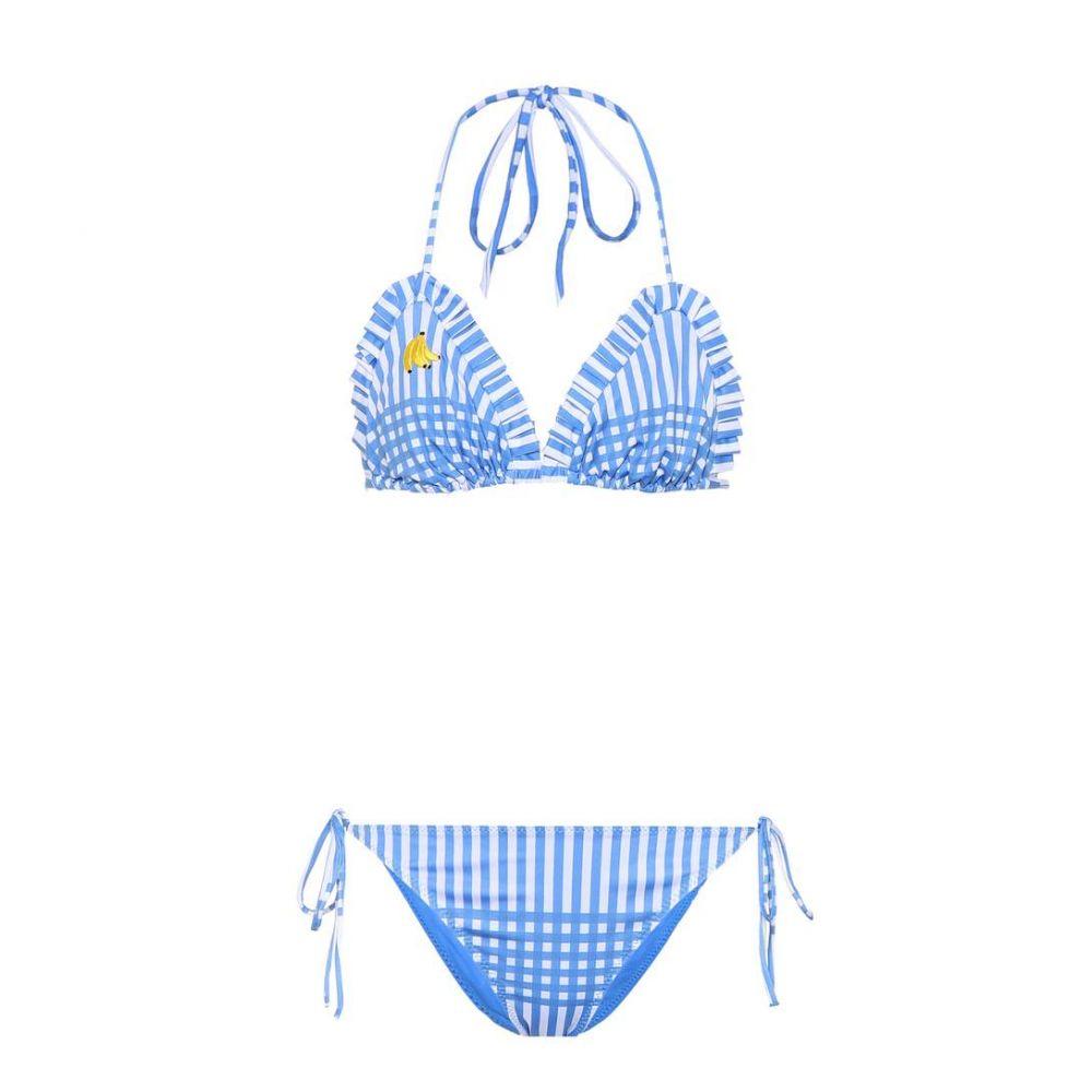 ガニー Ganni レディース 上下セット 水着・ビーチウェア【Aroa printed bikini】Marina
