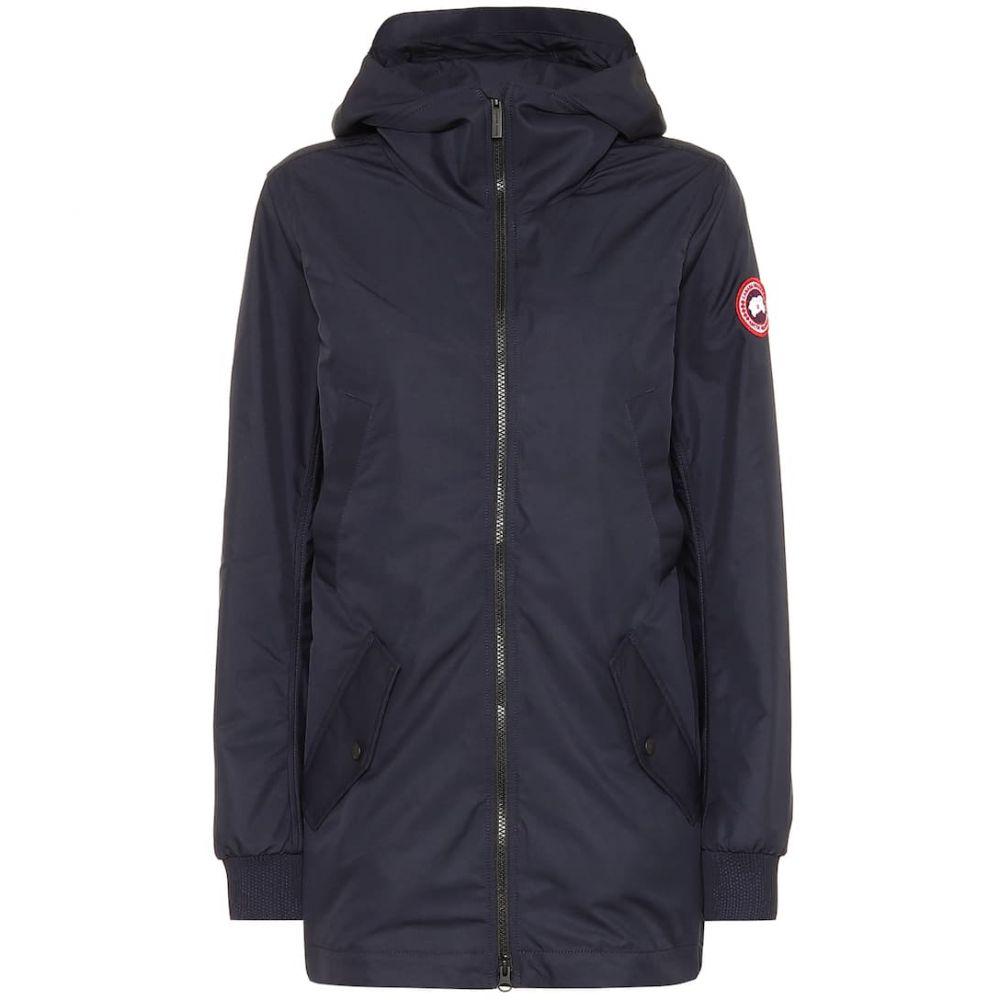 カナダグース Canada Goose レディース ジャケット アウター【Ellscot jacket】Admiral Navy