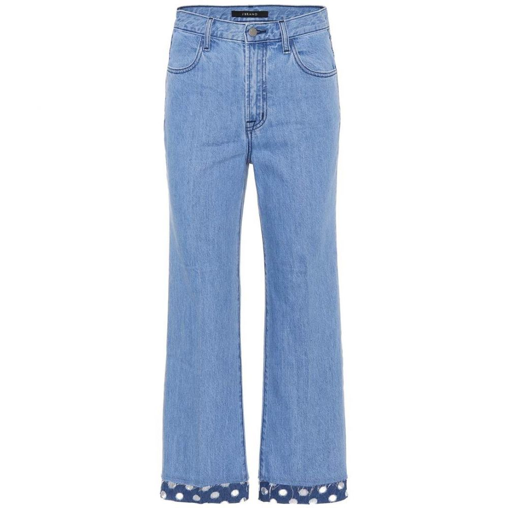 ジェイ ブランド J Brand レディース ジーンズ・デニム ボトムス・パンツ【Joan high-rise wide-leg jeans】Ambitious