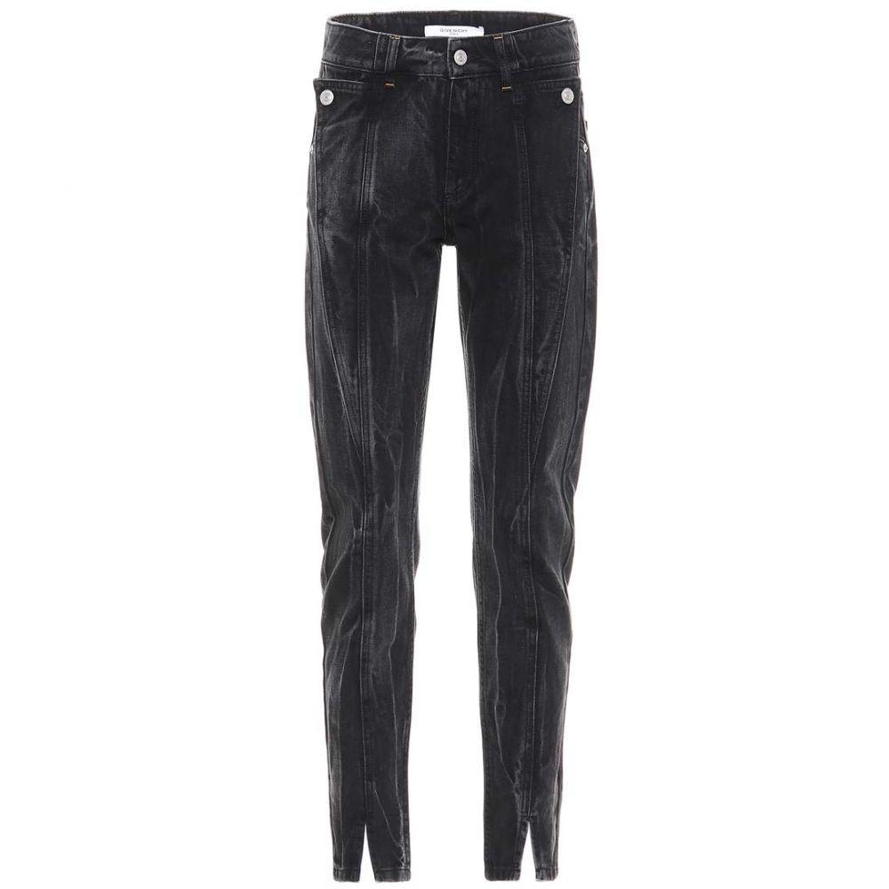ジバンシー Givenchy レディース ジーンズ・デニム ボトムス・パンツ【Slim jeans】Noir