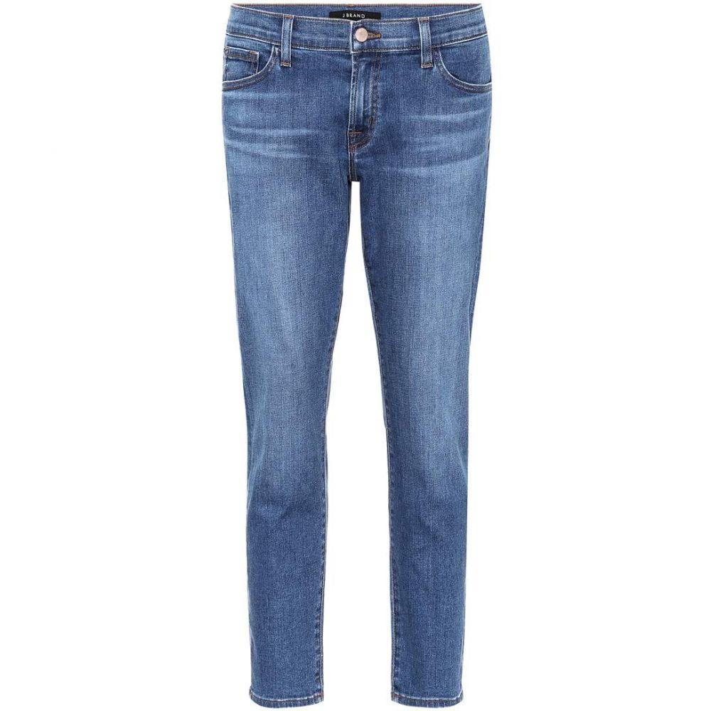 ジェイ ブランド J Brand レディース ジーンズ・デニム ボトムス・パンツ【Sadey mid-rise straight jeans】Lovestick