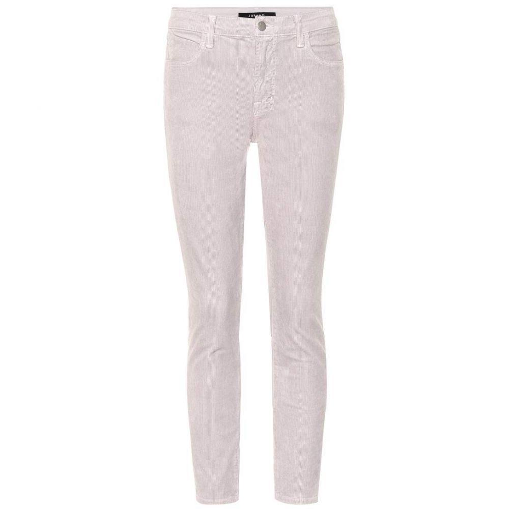 ジェイ ブランド J Brand レディース ジーンズ・デニム ボトムス・パンツ【Alana cropped high-rise skinny jeans】mars
