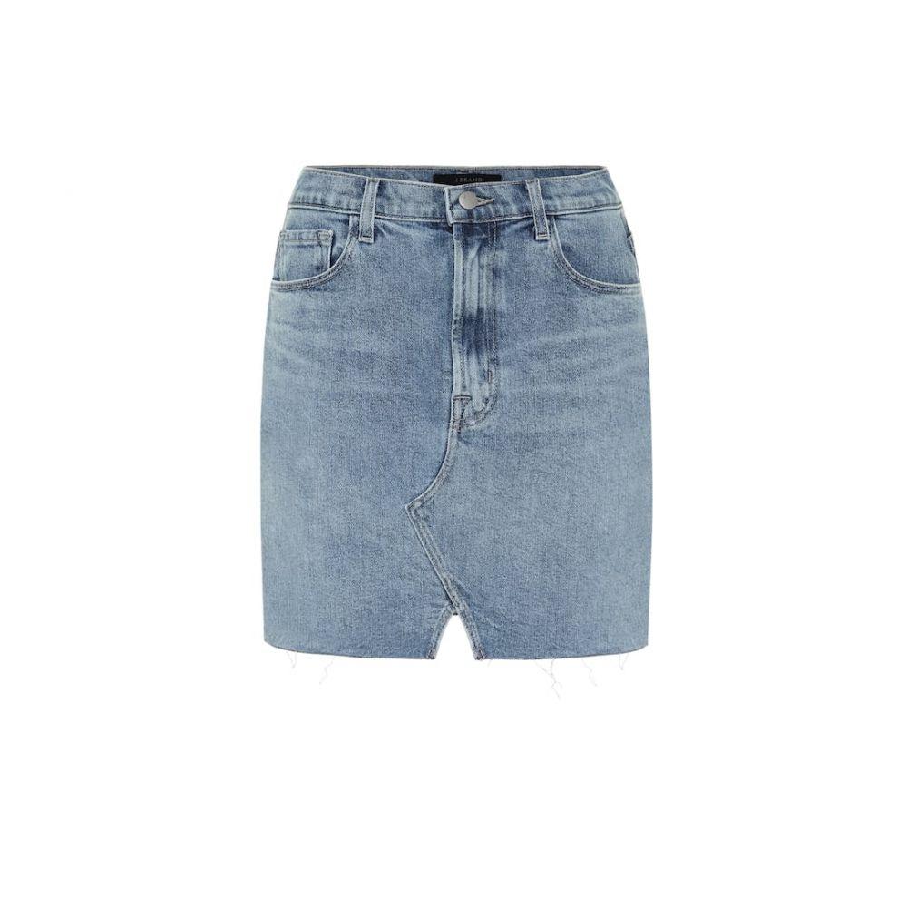 ジェイ ブランド J Brand レディース ミニスカート スカート【Jules denim miniskirt】Chadron