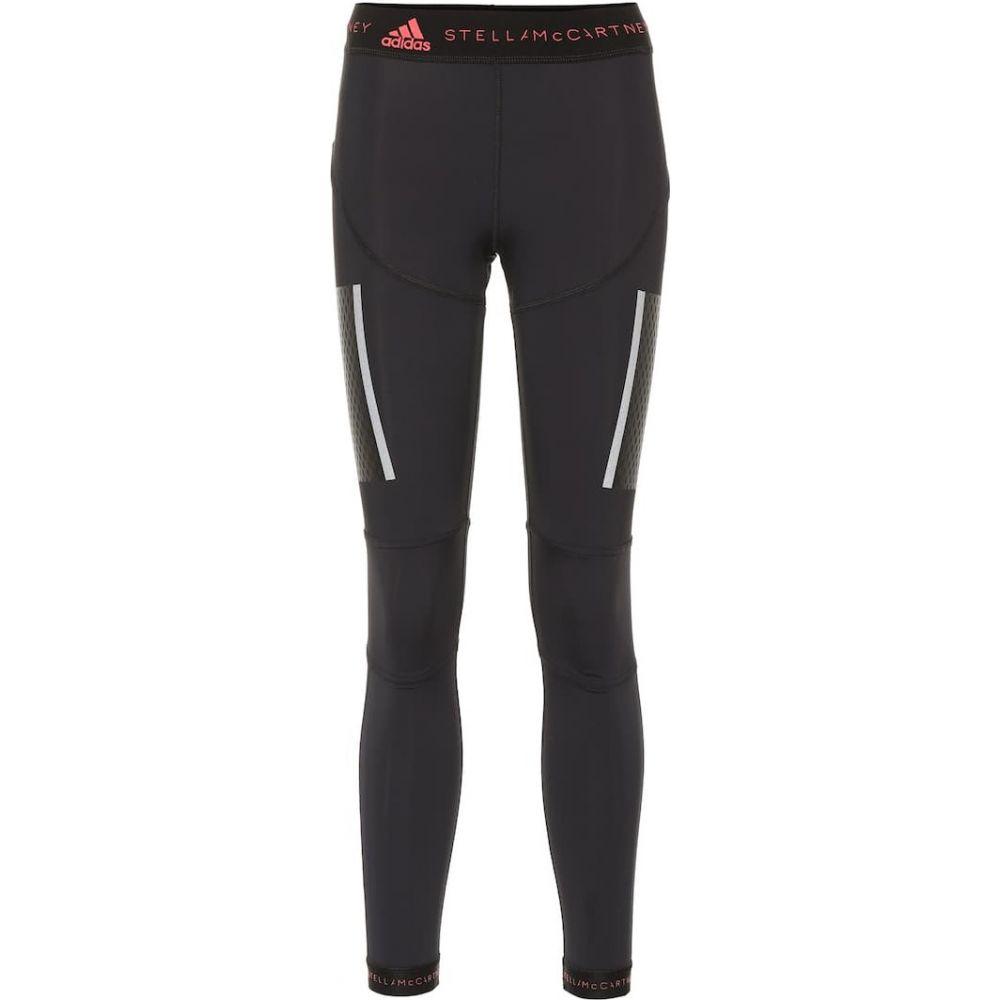 アディダス Adidas by Stella McCartney レディース スパッツ・レギンス インナー・下着【Run Stretch leggings】Black