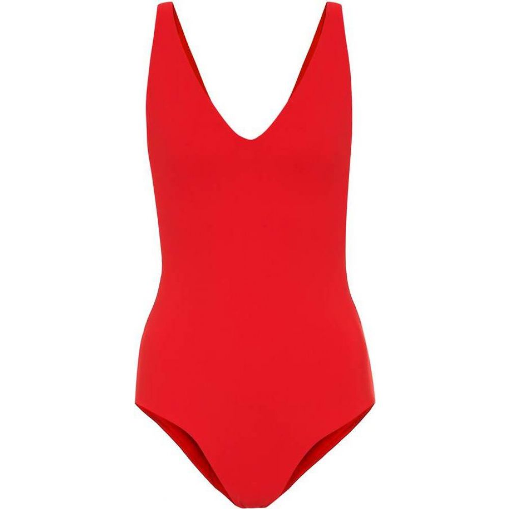 アクネ ストゥディオズ Acne Studios レディース ワンピース 水着・ビーチウェア【One-piece swimsuit】red