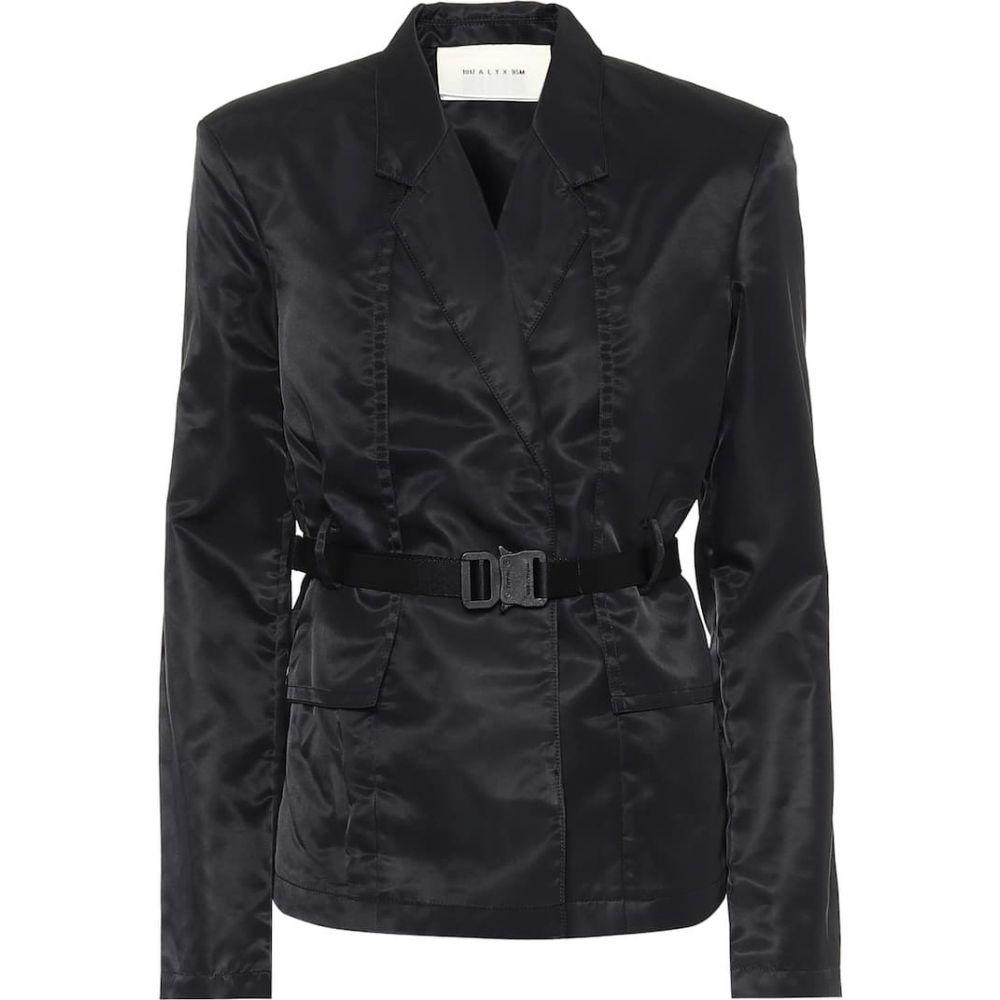 アリクス 1017 ALYX 9SM レディース スーツ・ジャケット シェルジャケット アウター【Shell jacket】Black
