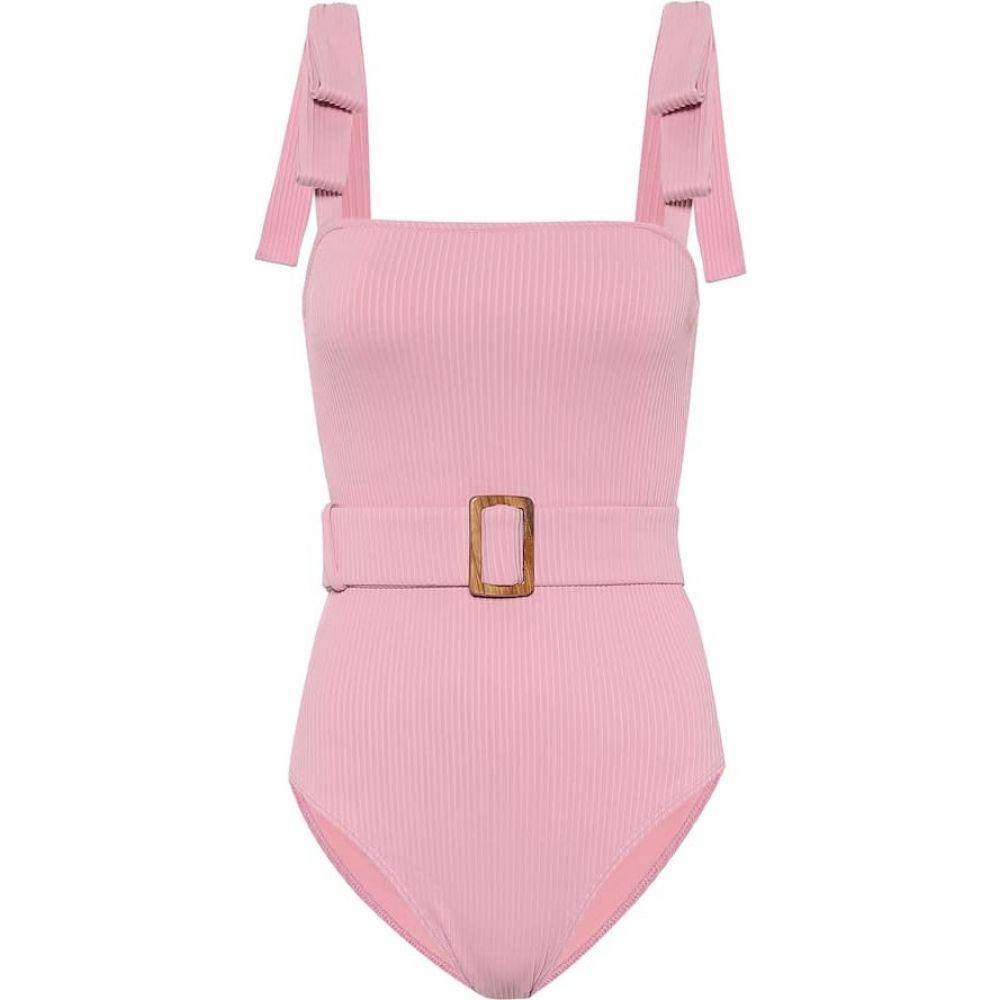 アレクサンドラ ミロ Alexandra Miro レディース ワンピース 水着・ビーチウェア【The Audrey swimsuit】Pink Rib