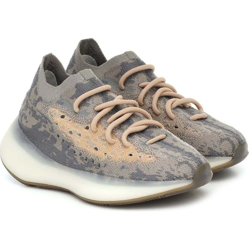 アディダス Adidas Originals レディース スニーカー シューズ・靴【YEEZY BOOST 380 sneakers】Mist/Mist/Mist