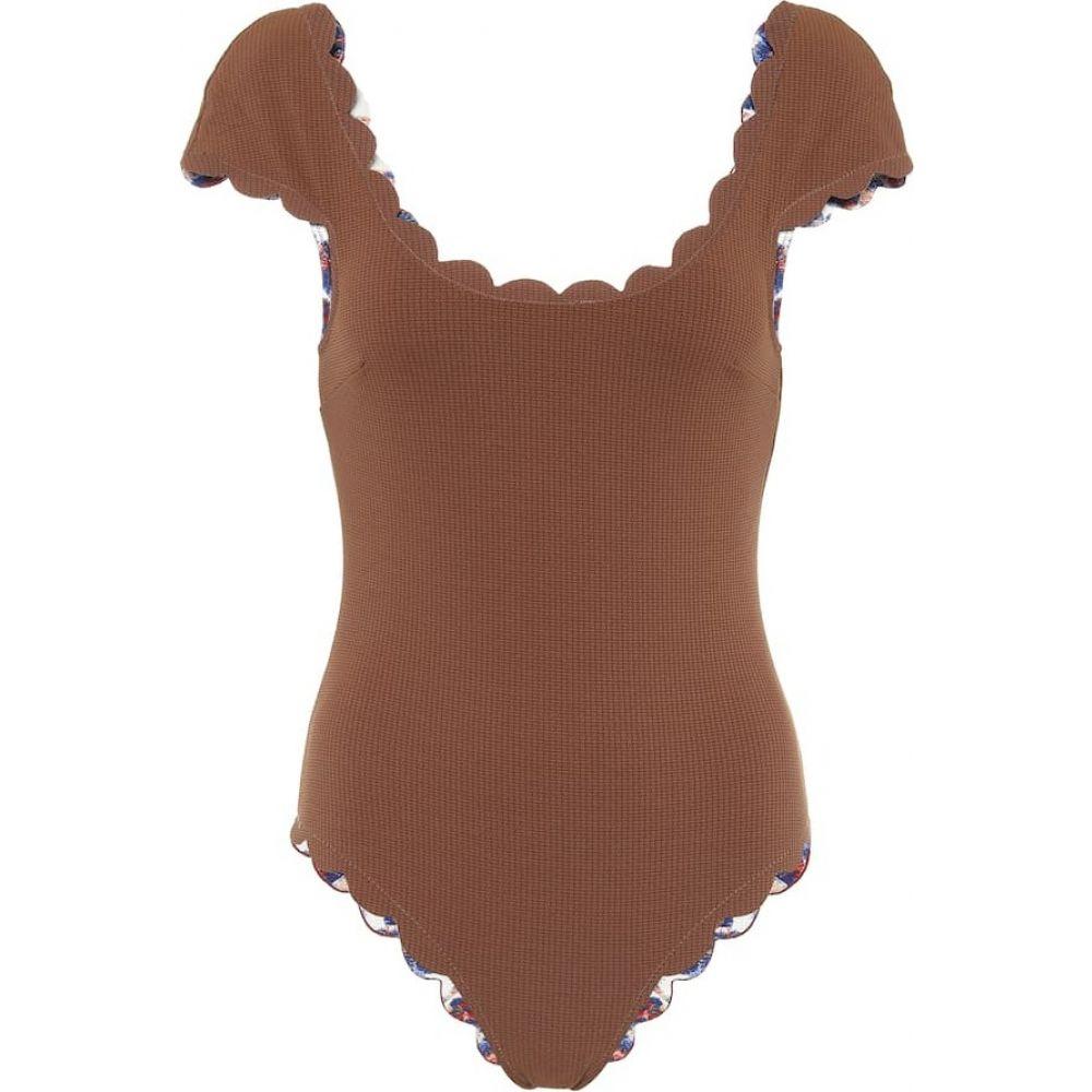 マリシアス Marysia レディース ワンピース 水着・ビーチウェア【Mexico reversible swimsuit】Dark Earth