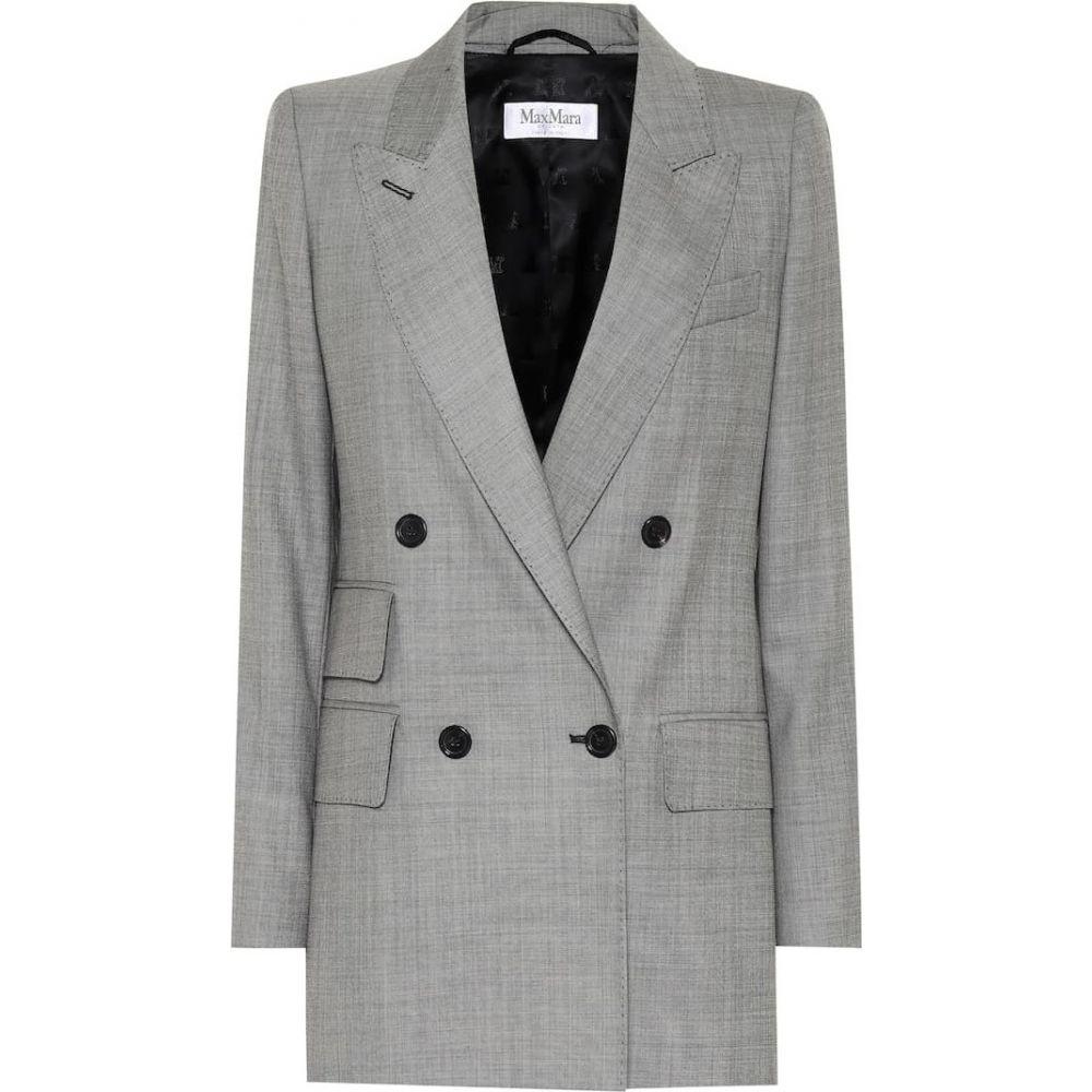 マックスマーラ Max Mara レディース スーツ・ジャケット アウター【Antiope wool blazer】