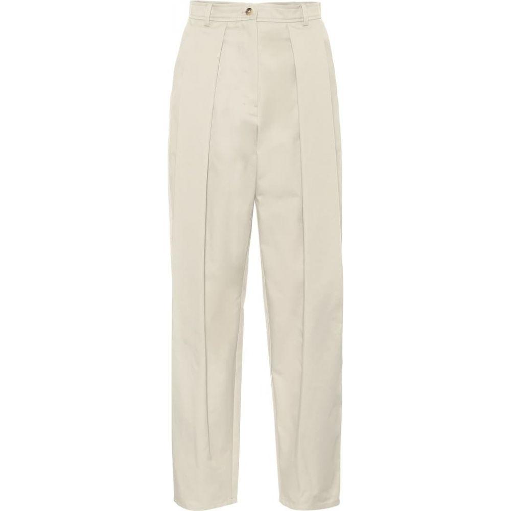 マグダ ブトリム Magda Butrym レディース ボトムス・パンツ 【Harwich cotton pants】Beige