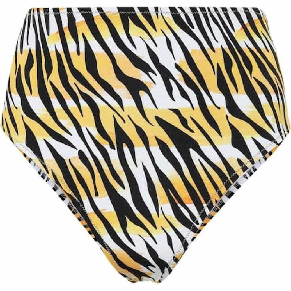 レイナ オルガ Reina Olga レディース ボトムのみ 水着・ビーチウェア【Hutton tiger-print bikini bottoms】Water Tiger